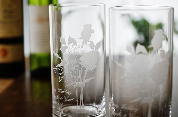 ブルームンのタンブラーグラス