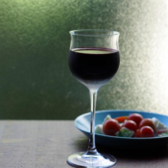 さとうガラス工房のワイングラスたち
