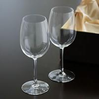 ペアワイングラスオーバル型