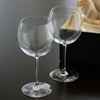 ペアワイングラスバルーン型